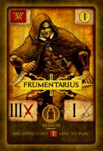 frumentarius